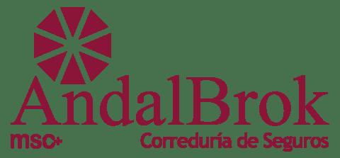 Logotipo de AndalBrok Correduría de Seguros